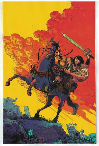 Xena Warrior Princess #1 1:30 Erica Henderson Virgin Variant Dynamite 2019 VF/NM