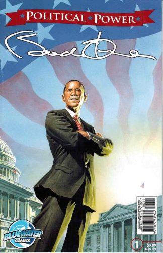 Political Power: Barack Obama #1 Bluewater