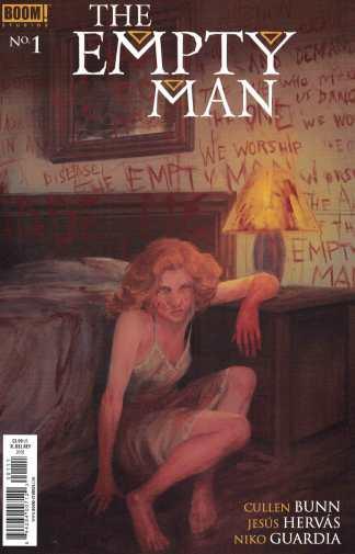 Empty Man #1 First Print Cover A Boom 2018 Cullen Bunn