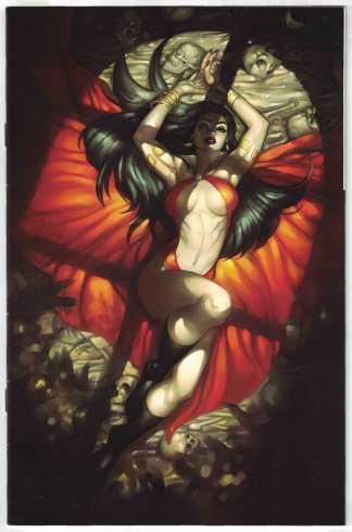 Vampirella Seduction of the Innocent #11 Hetrick FOC Virgin Variant 2019 VF/NM