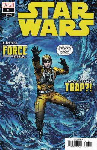 Star Wars #5 1:25 Patrick Zircher Variant Marvel 2020