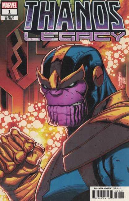 Thanos Legacy #1 Ron Lim Variant Marvel 2018 Donny Cates