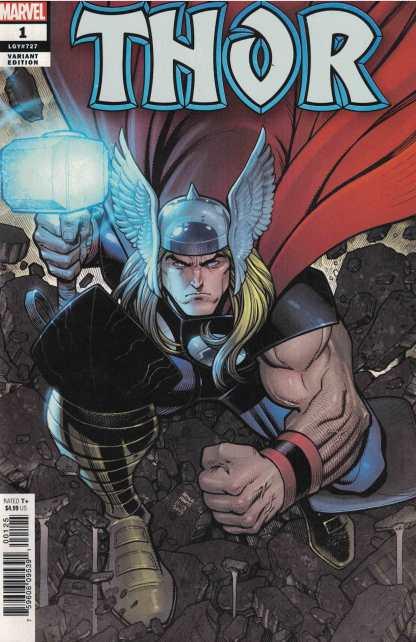 Thor #1 Art Adams Variant Marvel 2020 Donny Cates