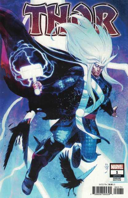 Thor #1 Nic Klein Variant 1st Print Marvel 2020 Donny Cates