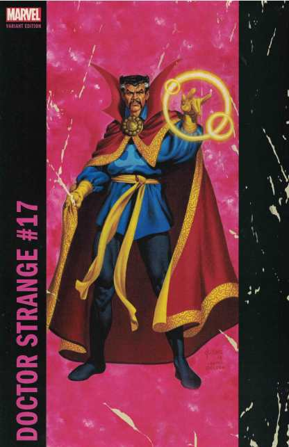 Doctor Strange #17 Joe Jusko Variant Marvel 2015 Jason Aaron