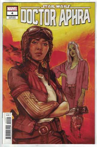 Star Wars Doctor Aphra #4 1:25 Tuta Lotay Variant Marvel 2020 VF/NM