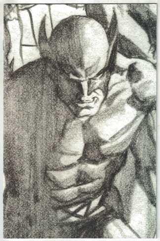 Wolverine #6 1:100 Alex Ross Timeless Virgin Sketch Variant X of Swords VF/NM