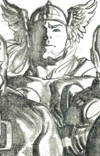 Thor #8 1:100 Alex Ross Timeless Virgin Sketch Variant Marvel 2020