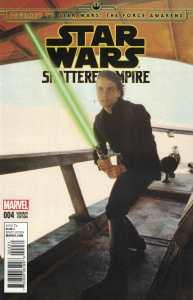 Journey Star Wars Force Awakens Shattered Empire #4 1:25 Movie Photo Variant