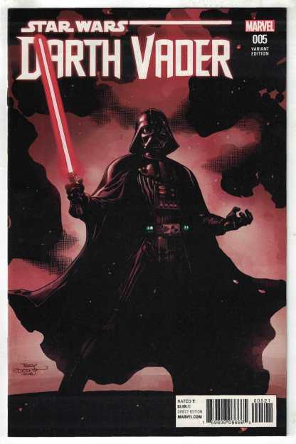 Star Wars Darth Vader #5 1:25 Terry Dodson Variant Marvel 2017 VF/NM