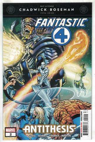 Fantastic Four Antithesis #2 First Printing Cover A 2020 1st Antithesis VF/NM