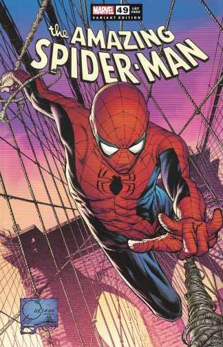 Amazing Spider-Man #49 1:50 Joe Quesada Variant Marvel 2018 Legacy #850