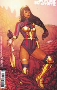 Future State Wonder Woman #1 Jenny Frison Variant DC 2021 1st Yara Flora