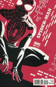 Spider-Man #1 1:20 Michael Cho Variant ANAD 2016 Miles Morales