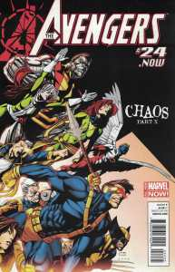 Avengers #24.NOW Kris Anka Variant Marvel 2013 Jonathan Hickman X-Men