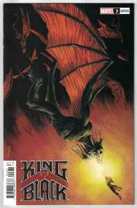 King in Black #3 1:50 Declan Shalvey Variant Marvel 2020 Donny Cates VF/NM