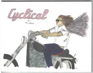 Cyclical by Shia LaBeouf Self Published Graphic Novel Campaign Comic Book 2012
