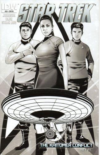 Star Trek #28 Retailer Incentive Variant