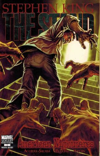 Stephen King's The Stand: American Nightmares #1 Mike Perkins Variant