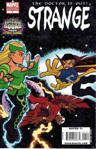 Strange #1 Super Hero Squad Variant
