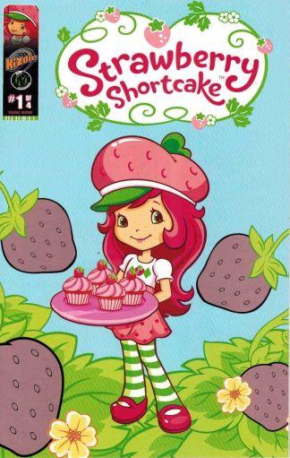 Strawberry Shortcake #1 Foil Variant