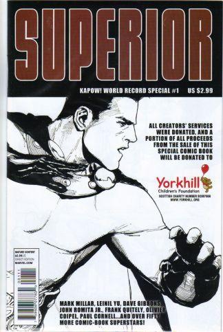 Superior Kapow! World Record Special #1 Mark Millar
