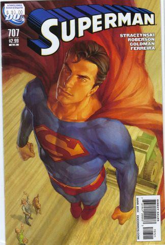 Superman #707 Jo Chen Variant