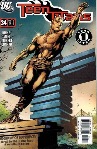 Teen Titans #34 Ed Benes Variant Geoff Johns