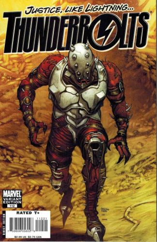 Thunderbolts #112 Pasqual Ferry Penance Variant