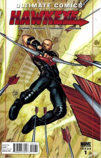 Ultimate Comics Hawkeye #1 Adam Kubert Variant