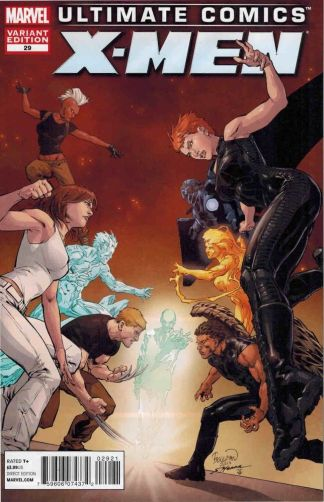 Ultimate Comics X-Men #29 Carlo Pagulayan Variant Brian Wood