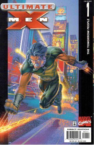 Ultimate X-Men #1 1st Print High Grade Wolverine