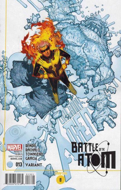 Uncanny X-Men #13 1:25 Chris Bachalo Variant Marvel NOW 2013