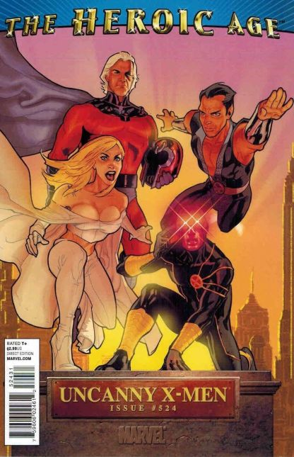 Uncanny X-Men #524 Heroic Age Variant Second Coming