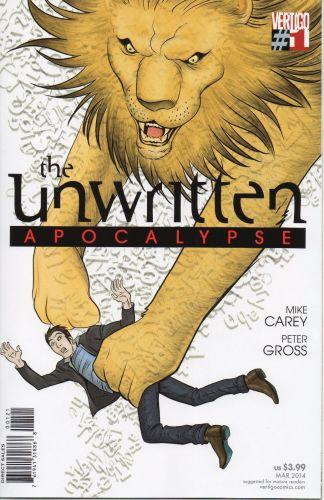 Uwritten: Apocalypse #1 1:13 Variant