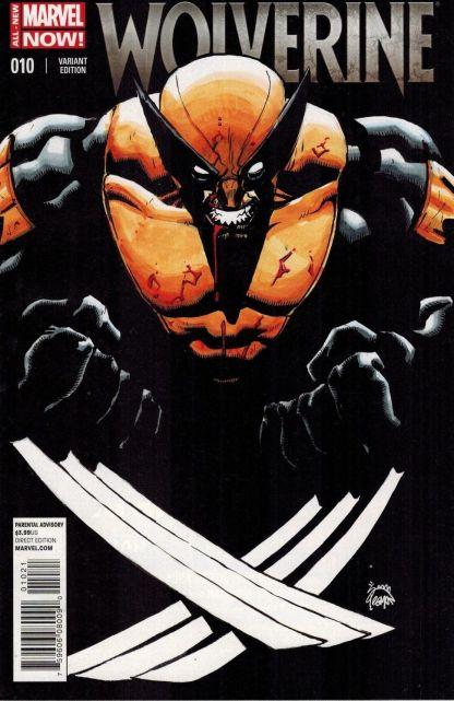 Wolverine #10 1:15 Ryan Stegman Variant