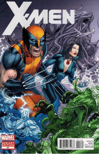 X-Men (2010) #41 Dale Keown Final Issue Variant Cover