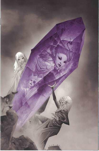 Jim Henson Power of the Dark Crystal #4 1:30 Jae Lee Gem Virgin Variant Boom 2017