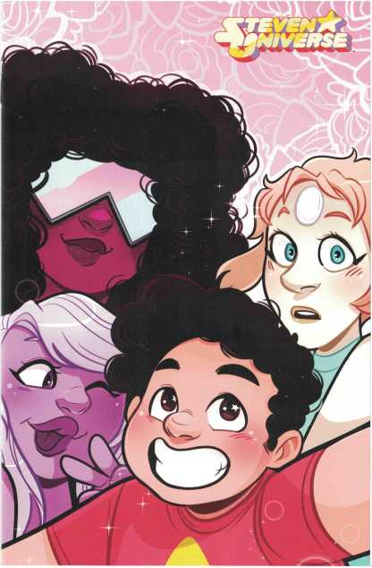 Steven Universe #3 1:15 Jenn St-Onge Variant Boom 2014