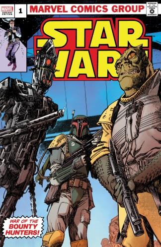 Star Wars War of the Bounty Hunters #1 Ultimate Comics Exclusive John McCrea Classic Variant -Ships 6/2/2021