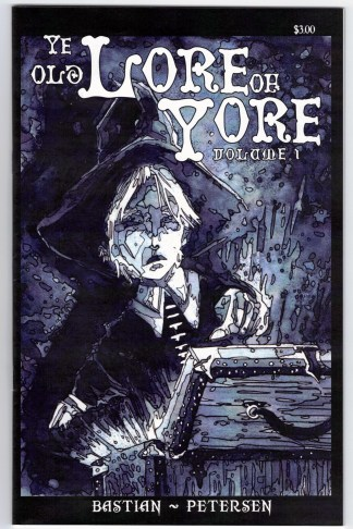 Ye Old Lore of Yore #1 First Cursed Pirate Girl Comixpress 2005 VF/NM