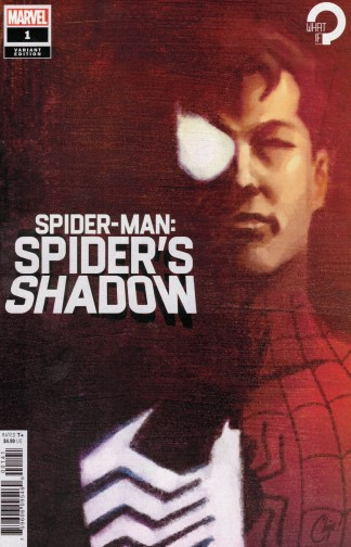 Spider-Man Spider's Shadow #1 1:25 Chip Zdarsky Variant What If 2021