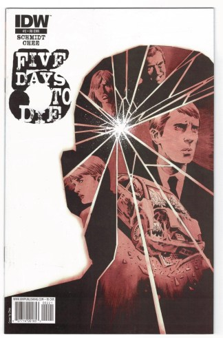 5 Days to Die #2 1:10 Chee Variant IDW 2010 VF/NM