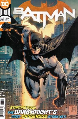 Batman #86 First Print Cover A DC Rebirth 2016 Mr Teeth Gunsmith