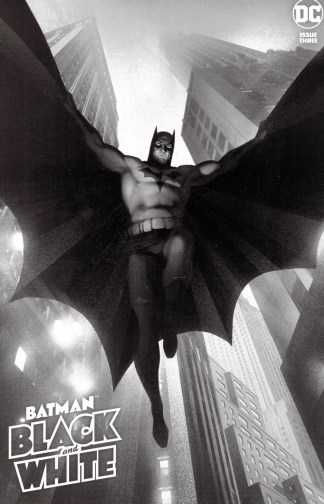 Batman Black and White #3 Josh Middleton Cover A DC 2020