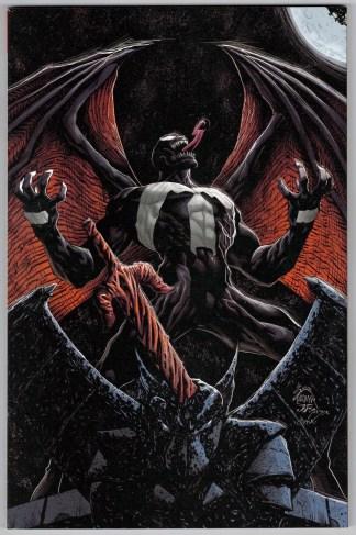 Venom #35 1:100 Stegman Virgin Variant Marvel 2018 #200 Cates VF/NM