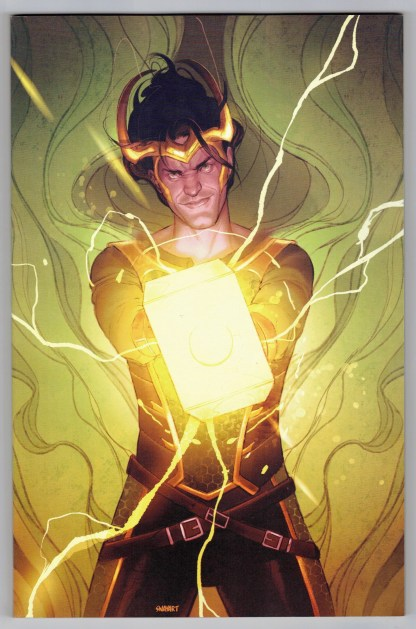 Trials of Loki Marvel Tales #1 1:50 Swaby Virgin Variant Marvel 2021 VF/NM