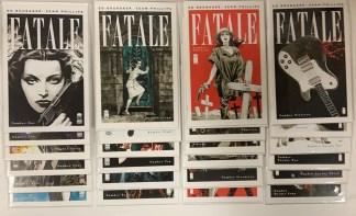 Fatale #1-24 Complete Series Image 2012 Brubaker Phillips VF/NM