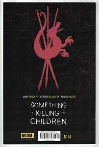 Something is Killing the Children #14 1:25 Mirka Andolfo Variant Boom 2019 VF/NM