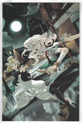 Buffy the Vampire Slayer #27 Georgiev 1 Per Store Virgin Variant Boom 2019 VF/NM